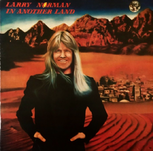 Larry Norman ‎- In Another Land   (LP) (VG-/VG-)